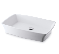 JASON 5501.00.50.01 CARRERA CL200 22 INCH LAVATORY BATHROOM SINK IN WHITE