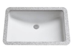 TOTO LT540G 21-1/4 X 14-3/8 UNDERCOUNTER LAVATORY WITH SANAGLOSS