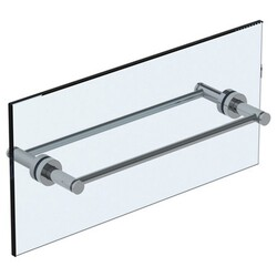 WATERMARK 23-0.1-6DDP LOFT 6 INCH GLASS MOUNT DOUBLE SHOWER DOOR PULL