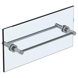 WATERMARK 23-0.1-18DDP LOFT 18 INCH GLASS MOUNT DOUBLE SHOWER DOOR PULL