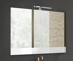 LUCENA BATH 3141 VISION 40 INCH MIRROR IN WHITE