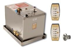 THERMASOL DS-2-150 DAYSPA 10 KILOWATT TWO ROOM SYSTEM STEAM GENERATOR