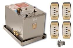 THERMASOL DS-4-250 DAYSPA 12 KILOWATT FOUR ROOM SYSTEM STEAM GENERATOR