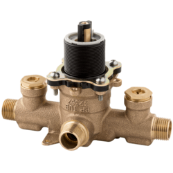 PFISTER 0X8-340A 0X8 VALVE 0X8 SERIES TUB AND SHOWER ROUGH-IN VALVE