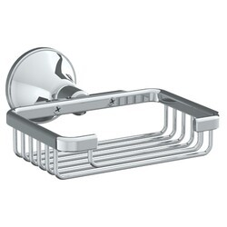 WATERMARK 313-0.12A YORK 5 1/4 INCH WALL MOUNT SOAP DISH