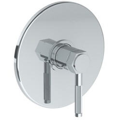 WATERMARK 111-T10 SUTTON 7 1/2 INCH WALL MOUNT THERMOSTATIC SHOWER TRIM