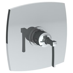 WATERMARK 115-T10 H-LINE 7 1/2 INCH WALL MOUNT THERMOSTATIC SHOWER TRIM