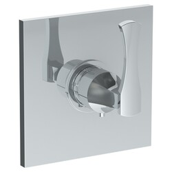 WATERMARK 125-T10 CHELSEA 6 1/4 INCH WALL MOUNT THERMOSTATIC SHOWER TRIM