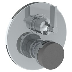 WATERMARK 21-T20 ELEMENTS 7 1/2 INCH WALL MOUNT THERMOSTATIC SHOWER TRIM WITH BUILT-IN CONTROL