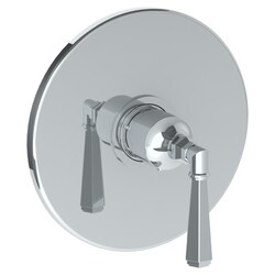 WATERMARK 312-T10 GRAMERCY 7 1/2 INCH WALL MOUNT THERMOSTATIC SHOWER TRIM