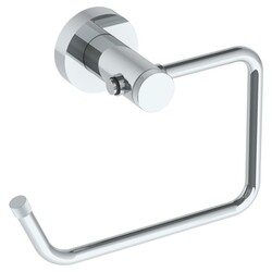 WATERMARK 111-0.4 SUTTON 6 7/8 INCH WALL MOUNT SINGLE POST TOILET PAPER HOLDER