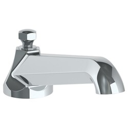 WATERMARK 314-DS BEVERLY 8 1/2 INCH DECK MOUNT TUB SPOUT