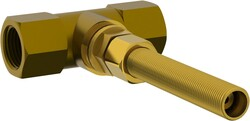 WATERMARK SS-TS150 3/4 INCH WALL TILE STOP VALVE