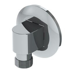 WATERMARK ELB-6001 2 1/2 INCH HAND SHOWER WALL ELBOW