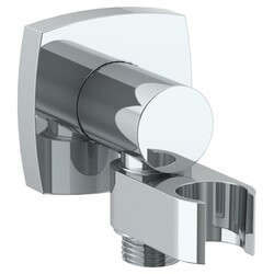 WATERMARK ELB-HL1 H-LINE 2 3/8 INCH HAND SHOWER WALL ELBOW WITH HOOK