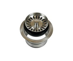 MOUNTAIN PLUMBING MT202 COMPLETE STOPPER AND STRAINER UNIT WASTE DISPOSER TRIM WITH EXTENDED FLANGE