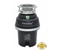 MOUNTAIN PLUMBING MT555-3CFWD3B PERFECT GRIND CONTINUOUS FEED 5/8 HP FOOD WASTE DISPOSER
