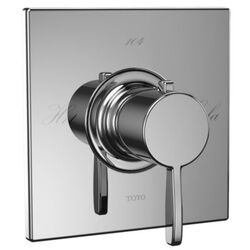 TOTO TS626T#CP AIMES TWO-WAY VOLUME CONTROL TRIM IN POLISHED CHROME