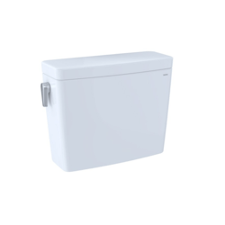 TOTO ST746EMA DRAKE TWO-PIECE ELONGATED DUAL FLUSH 1.28 AND 0.8 GPF TOILET TANK WITH WASHLET+ AUTO FLUSH COMPATIBILITY,
