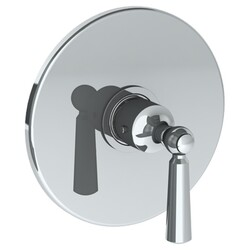 WATERMARK 206-T10 PARIS 7 1/2 INCH WALL MOUNT THERMOSTATIC SHOWER TRIM