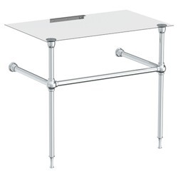 WATERMARK CON30-HSST STRATFORD 28 INCH CONSOLE LEG FOR 30 INCH TOP