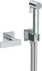 WATERMARK 71-4.4 LILY 2 INCH WALL MOUNT BIDET SPRAY SET AND PROGRESSIVE MIXER WITH 49 INCH HOSE