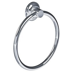 LEFROY BROOKS M2-5099 FLEETWOOD 6 3/8 INCH WALL MOUNT ROUND TOWEL RING