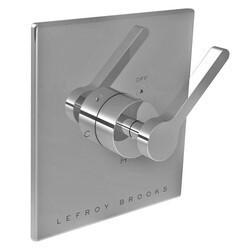 LEFROY BROOKS K1-4301 KAFKA 5 7/8 INCH PRESSURE BALANCE TRIM ONLY WITH LEVER HANDLE