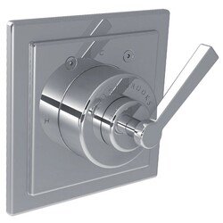 LEFROY BROOKS M1-4301 MACKINTOSH 5 7/8 INCH PRESSURE BALANCE TRIM ONLY WITH LEVER HANDLE