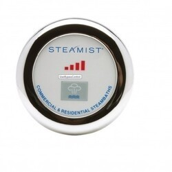 STEAMIST 68010 HC WALL MOUNT ROUND USER BYPASS CONTROL PACKAGE