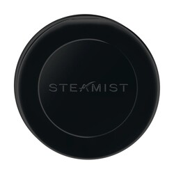 STEAMIST S3199RMB WALL MOUNT ROUND TRADITIONAL STYLE STEAMHEAD - MATTE BLACK