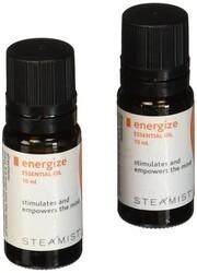 STEAMIST AS4-10 TOTAL SENSE 10 ML ENERGIZE AROMASENSE ESSENTIAL OILS