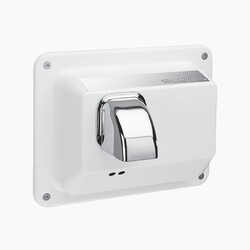 SLOAN 3366041 EHD-451 SENSOR ACTIVATED HAND DRYER - SATIN CHROME