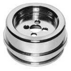 SLOAN 0305132PK EL104 ADAPTER, FOR USE WITH: SOLENOID ON HARDWIRED ESS FLUSHOMETER, BRASS, POLISHED CHROME