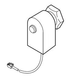SLOAN 0305802 EL-297 SOLENOID ASSEMBLY, FOR USE WITH: FLUSHOMETER