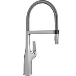 BLANCO 442676 RIVANA SEMI-PRO KITCHEN FAUCET IN STAINLESS