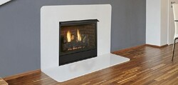 MONESSEN VFF36LNI ARIA 36 INCH NATURAL GAS VENT FREE FIREPLACE WITH INTERMITTENT PILOT CONTROL