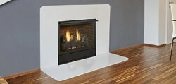 MONESSEN VFF32LNI ARIA 32 INCH NATURAL GAS VENT FREE FIREPLACE WITH INTERMITTENT PILOT CONTROL