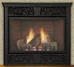MONESSEN VFC32LNI SYMPHONY 32 INCH NATURAL GAS VENT FREE FIREPLACE WITH INTERMITTENT PILOT CONTROL