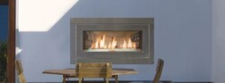 MONESSEN AVFLST42PTSC ARTISAN 42 INCH PROPANE GAS VENT FREE LINEAR FIREPLACE WITH SIGNATURE COMMAND CONTROL