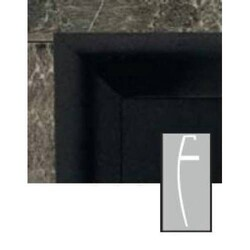 MONESSEN BLMTK42C 42 INCH MEDIUM TRIM KIT FOR FIREBOX - BLACK