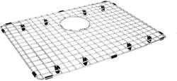 FRANKE CU23-36S CUBE SERIES STAINLESS STEEL 23 X 16 INCH BOTTOM GRID