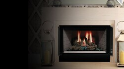 MAJESTIC SA36R SOVEREIGN 36 INCH RADIANT FIREPLACE