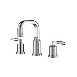 ISENBERG 250.2000 SERIE 250 THREE HOLE 8 INCH WIDESPREAD TWO HANDLE BATHROOM FAUCET