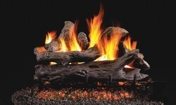 REAL FYRE CDR VENTED CLASSIC SERIES COASTAL DRIFTWOOD GAS LOGS