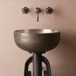STONE FOREST CP-20 ORE 15 INCH VESSEL BATHROOM SINK