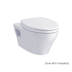 TOTO CT428CFG#01 EP ELONGATED WALL-HUNG BOWL IN COTTON