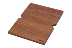 RUVATI RVA1210 13 X 16 INCH SOLID WOOD CUTTING BOARD SINK COVER FOR RVH8210 AND RVQ5210 WORKSTATION SINKS