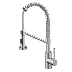 KRAUS KFF-1610 BOLDEN 2 IN 1 COMMERCIAL STYLE PULL-DOWN SINGLE HANDLE WATER FILTER KITCHEN FAUCET FOR REVERSE OSMOSIS OR WATER FILTRATION SYSTEM