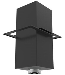 SUPERIOR 6SPBCCS 6 INCH BLACK CATHEDRAL CEILING SUPPORT